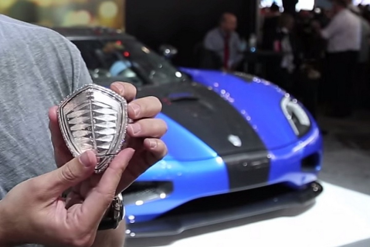 World S Most Expensive Car Key