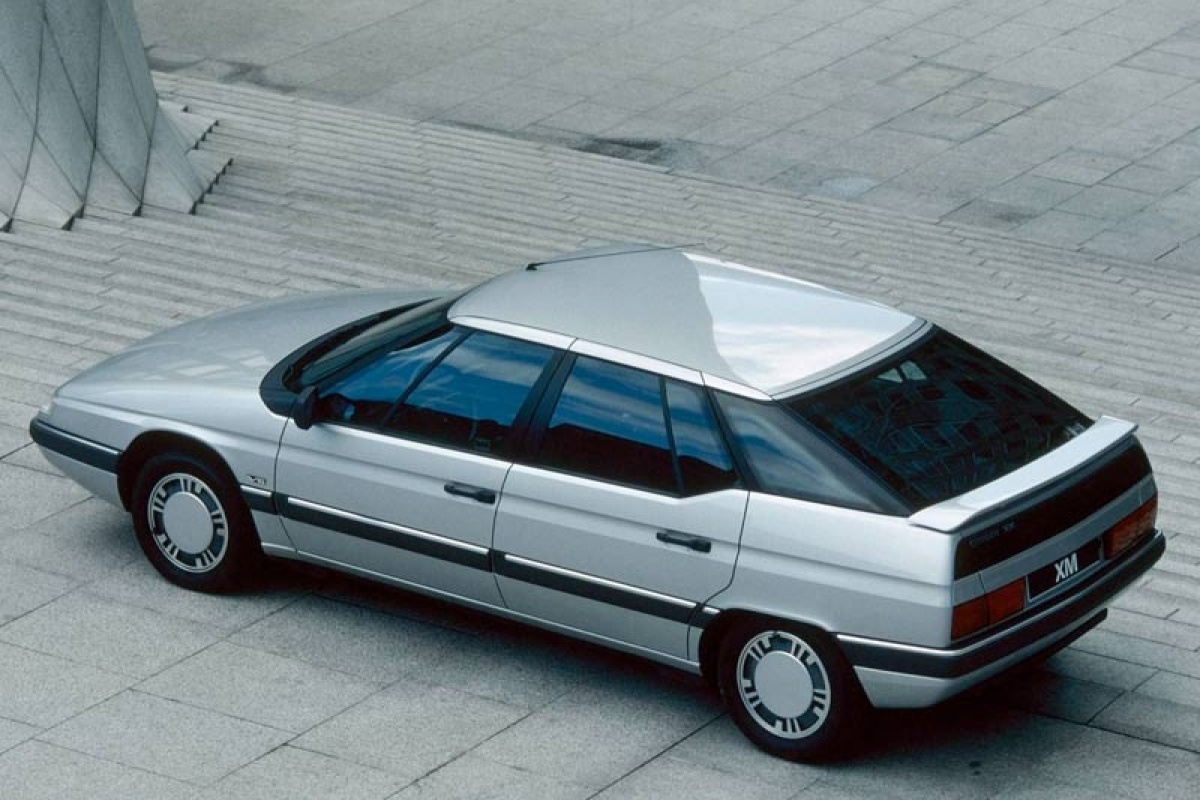 Citroën XM (1989  2001)  Auto55be