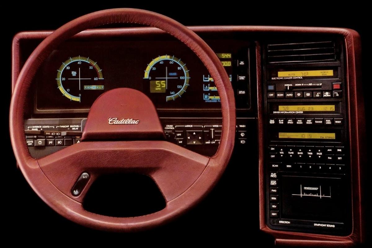 5 Digitale Dashboards Uit De Eighties Deel 2 Auto55 Be