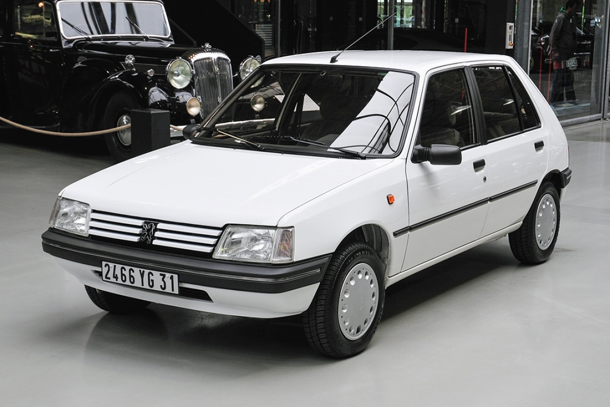 Peugeot 205 De 1994 224 Vendre Pour 15 000 Auto55 Be