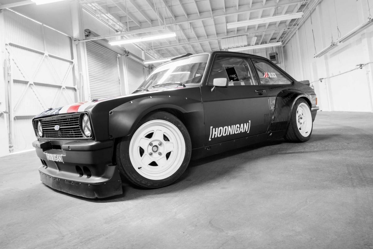 Hoonigan Escort >> 1978 Ford Escort 'Hoonigan' | Auto55.be