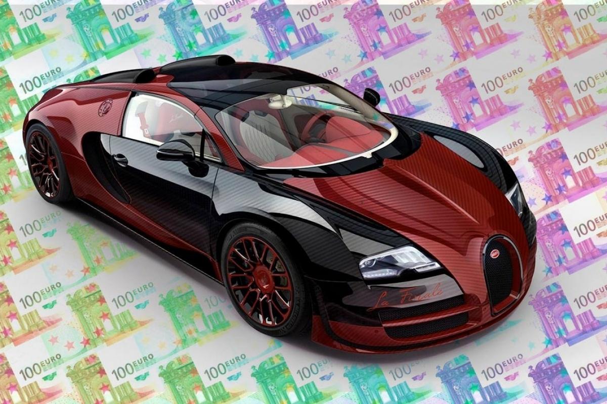 combien coûte réellement une bugatti veyron? | auto55.be | actualité