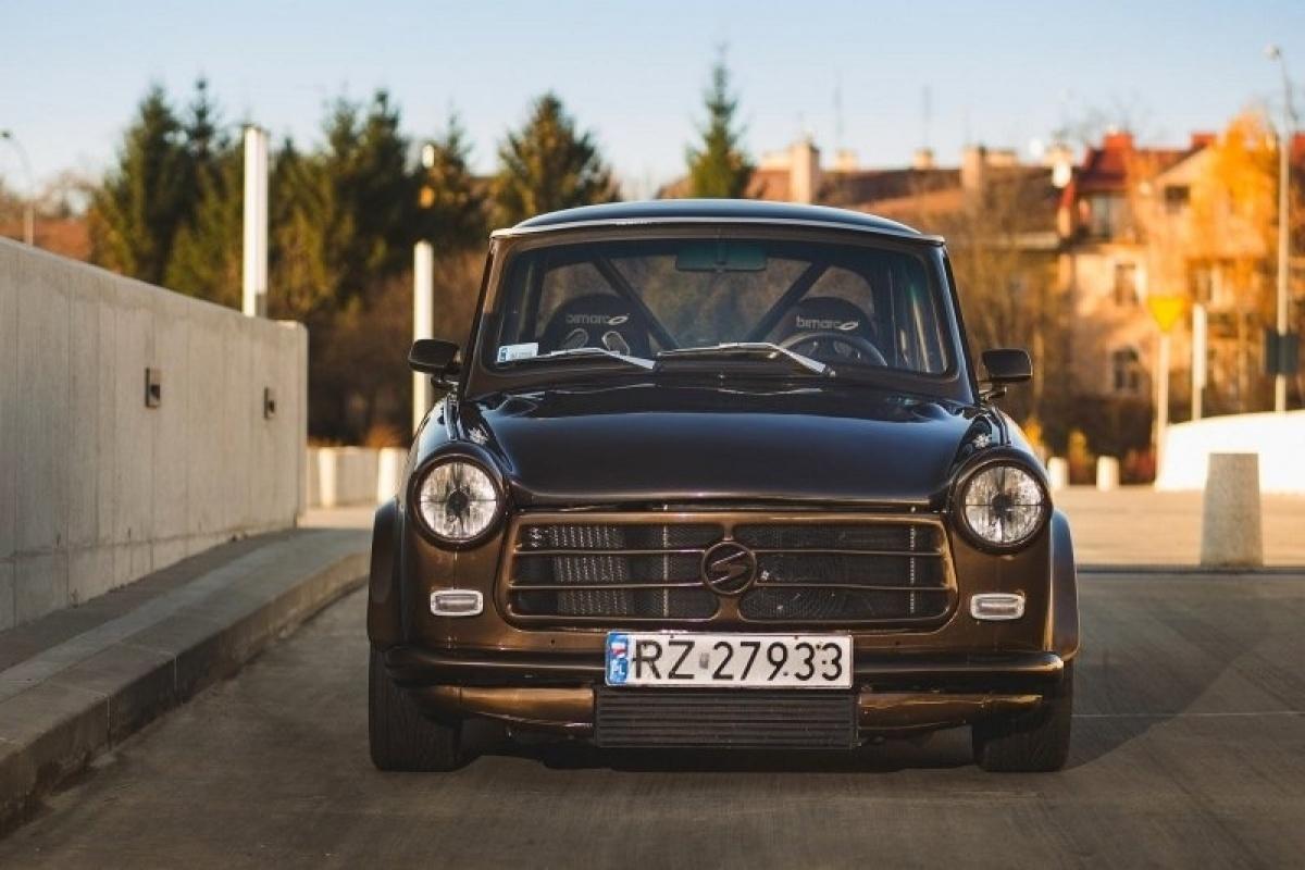 Jeep Unlimited Rubicon >> Is dit de snelste Trabant ter wereld? | Auto55.be | Nieuws