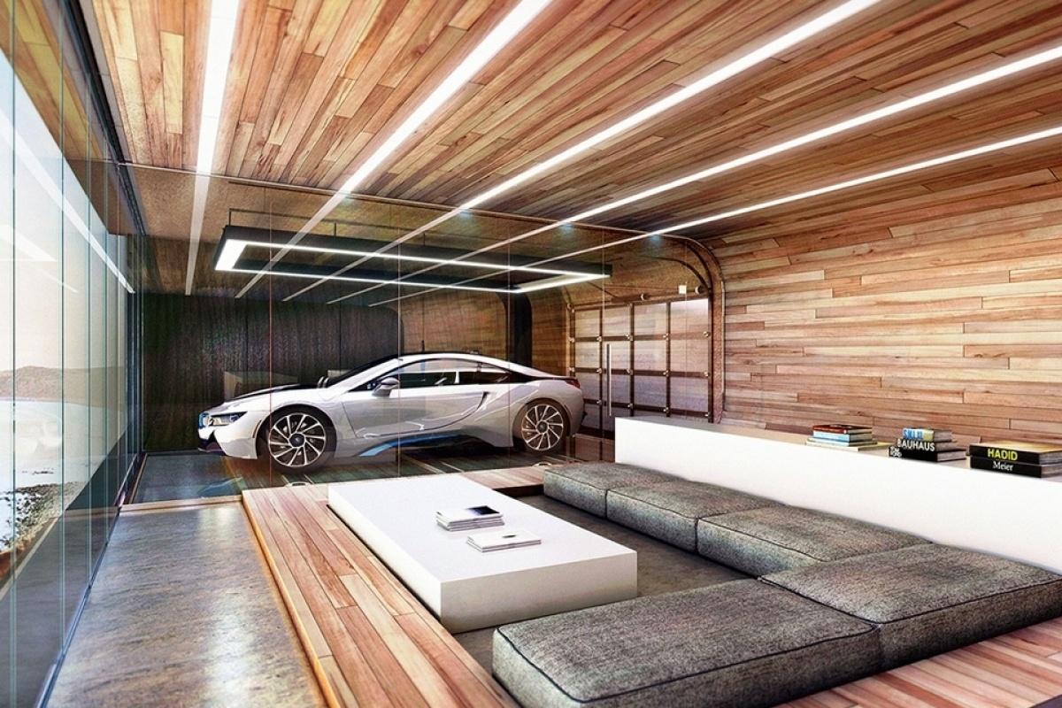Ce garage canadien est il le plus beau du monde auto55 for Garage est auto talange