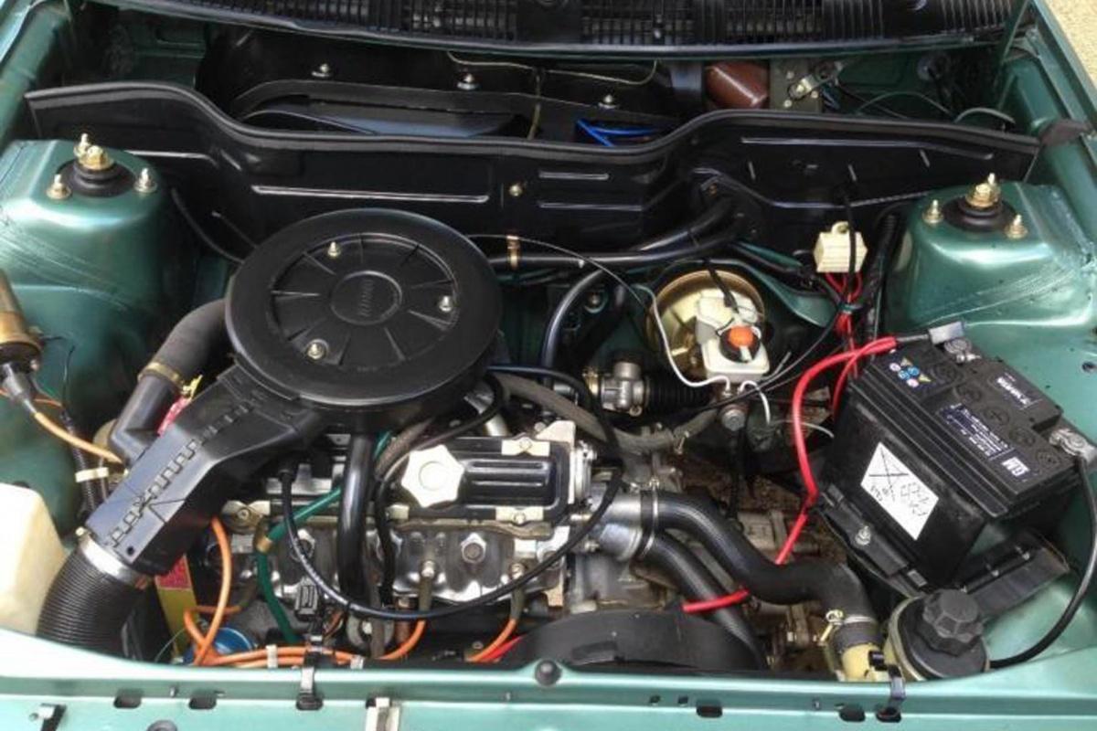 Toyota Pickup 4x4 >> Une Fiat Ritmo Cabrio flambant neuve à vendre | Auto55.be ...