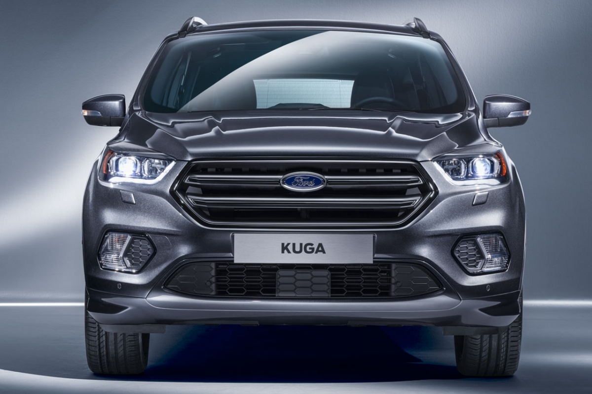 ford kuga facelift 2016 nieuws. Black Bedroom Furniture Sets. Home Design Ideas