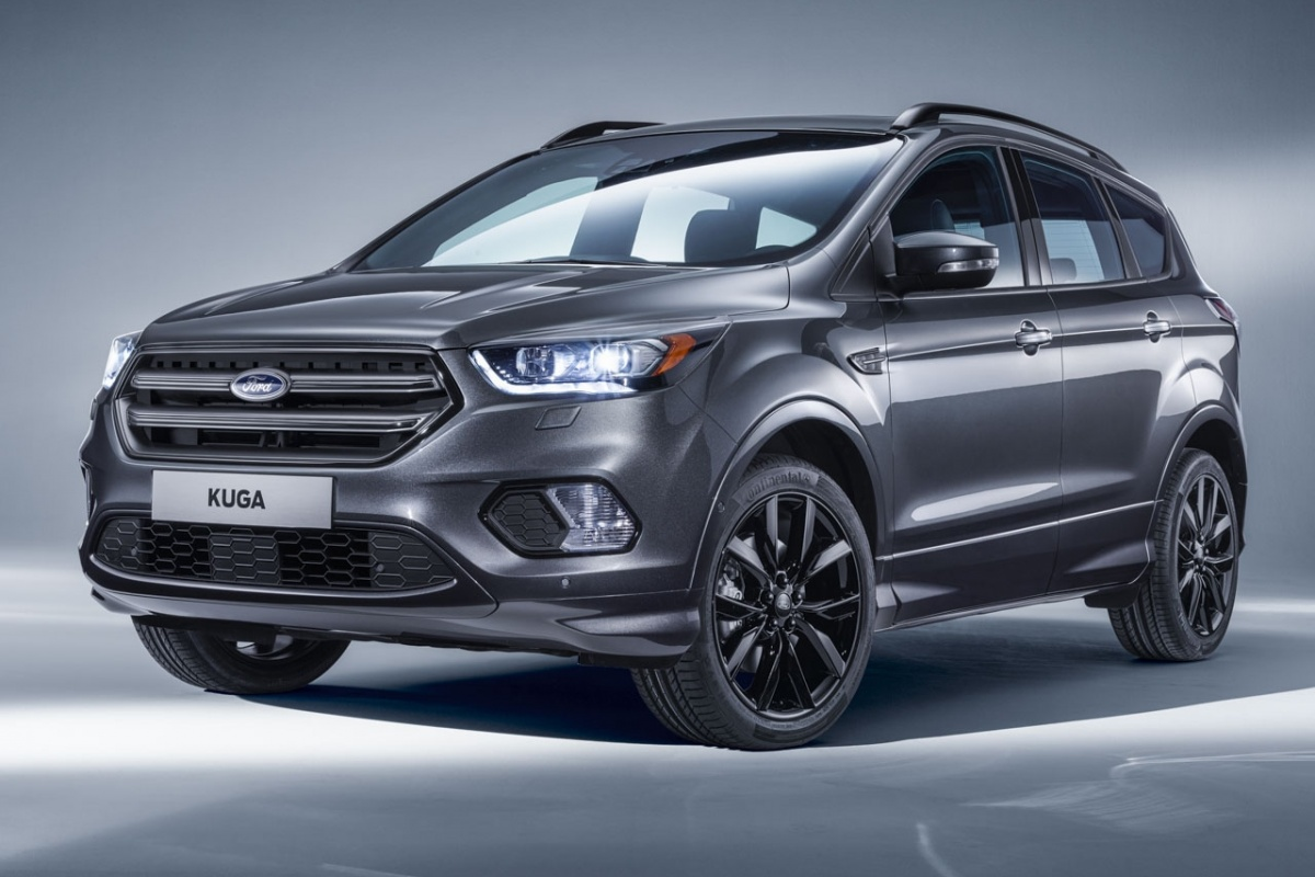 Ford Kuga Facelift 2016 Auto55 Be Nieuws