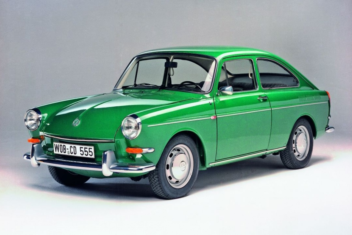 VW 1500 / 1600 (1961 - 1973) | Auto55.be | Retro