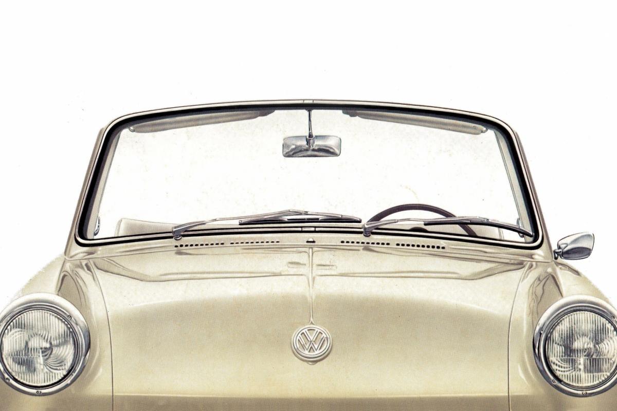 Volkswagen 1500 1600 1961 1973 Auto55 Be