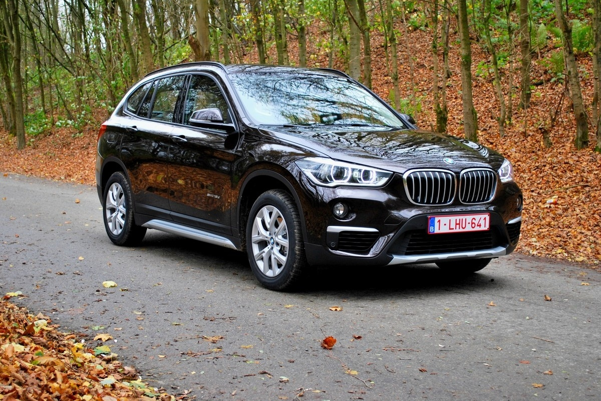 BMW X1 SDrive 18d Steptronic | Auto55.be | Tests