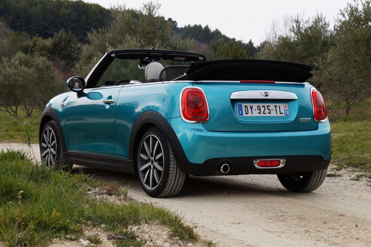 Mini Cooper Awd >> Mini Cooper Cabrio 2016 | Auto55.be | Tests