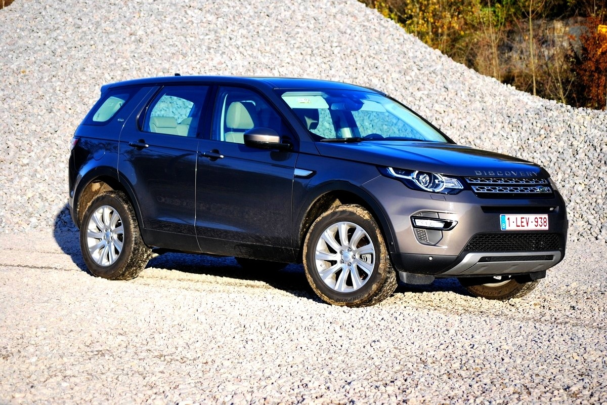 essai land rover discovery sport hse td4 180. Black Bedroom Furniture Sets. Home Design Ideas