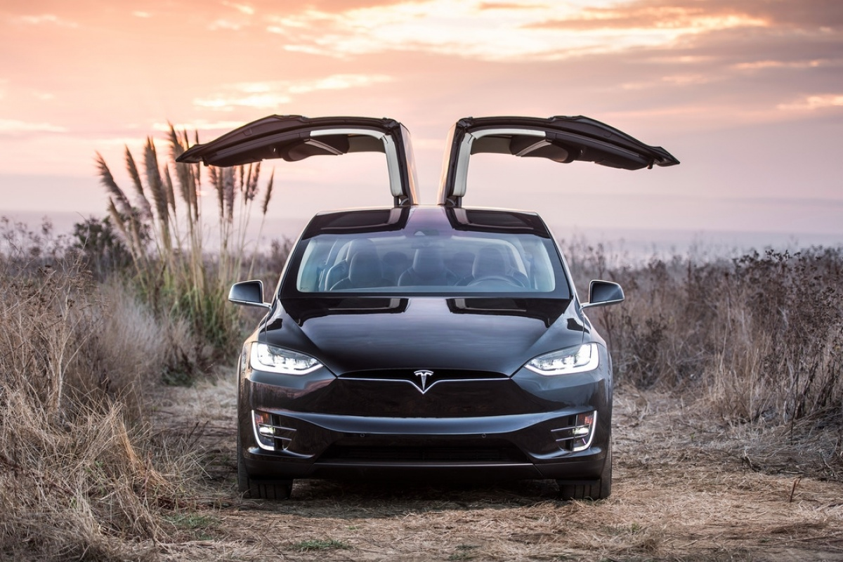 2014 tesla model x all electric crossover with falcon html autos weblog
