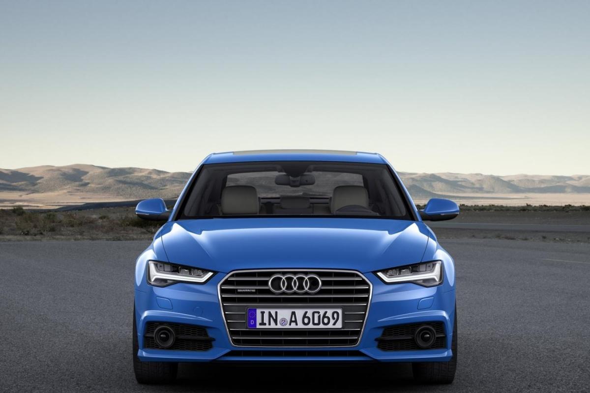 Audi A6 A7 Sportback My2016 Auto55 Be