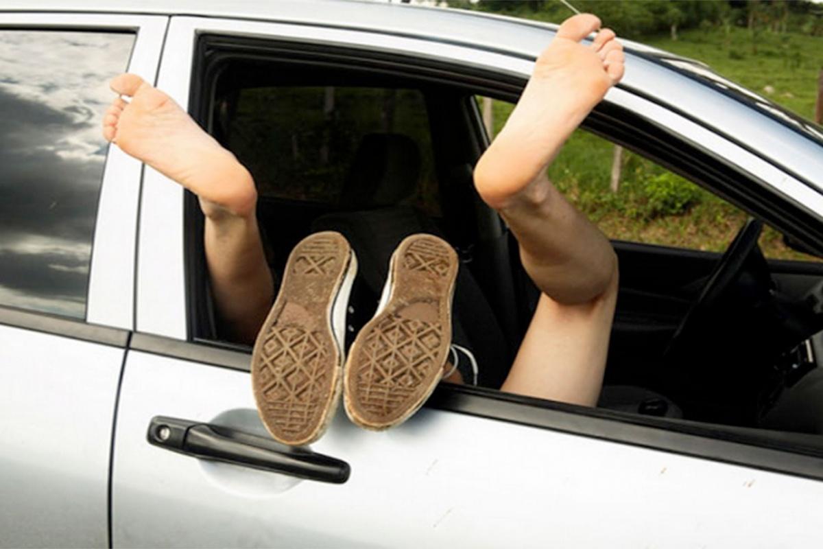 sex in de auto korte