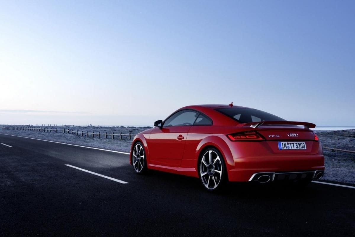 Audi Tt Rs Amp Audi Tt Rs Roadster 2016 Auto55 Be
