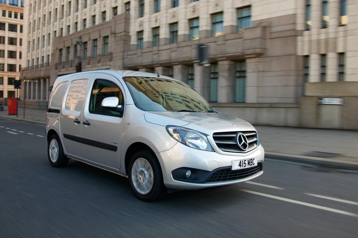 Mercedes Benz Citan Krijgt 6 Trapsautomaat Auto55 Be Nieuws