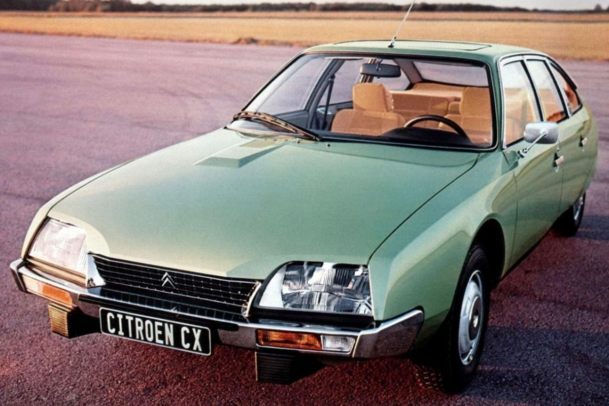 Citro 235 N Cx 1974 1991 Auto55 Be Retro