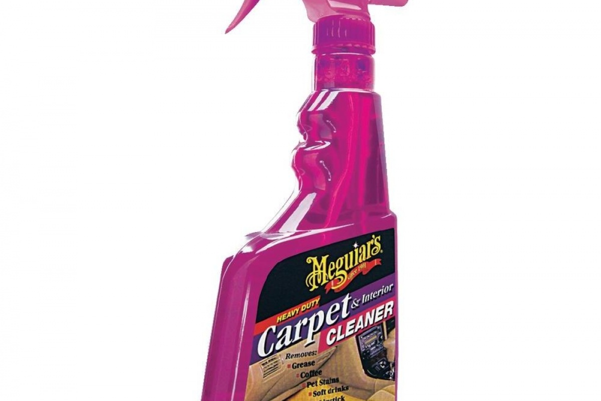 shop promo van de week meguiars heavy duty carpet interior cleaner nieuws. Black Bedroom Furniture Sets. Home Design Ideas