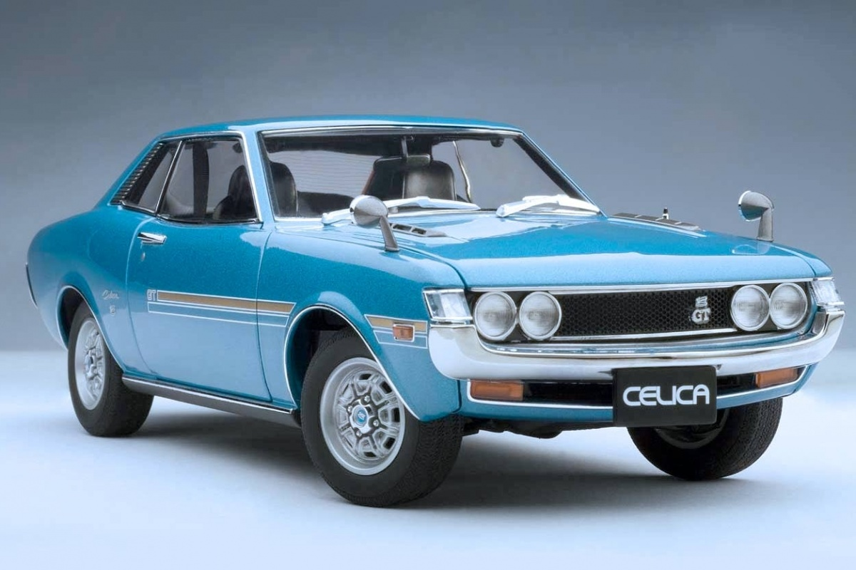 Toyota Celica (1970 - 1977)@ | Auto55.be | Retro
