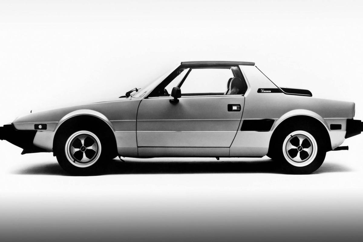 Fiat X1 9 1972 1989 Auto55 Be Retro