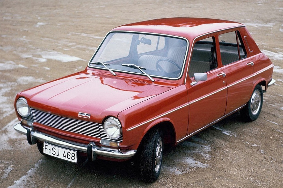 Simca 1100 1967 1981 Auto55 Be Retro