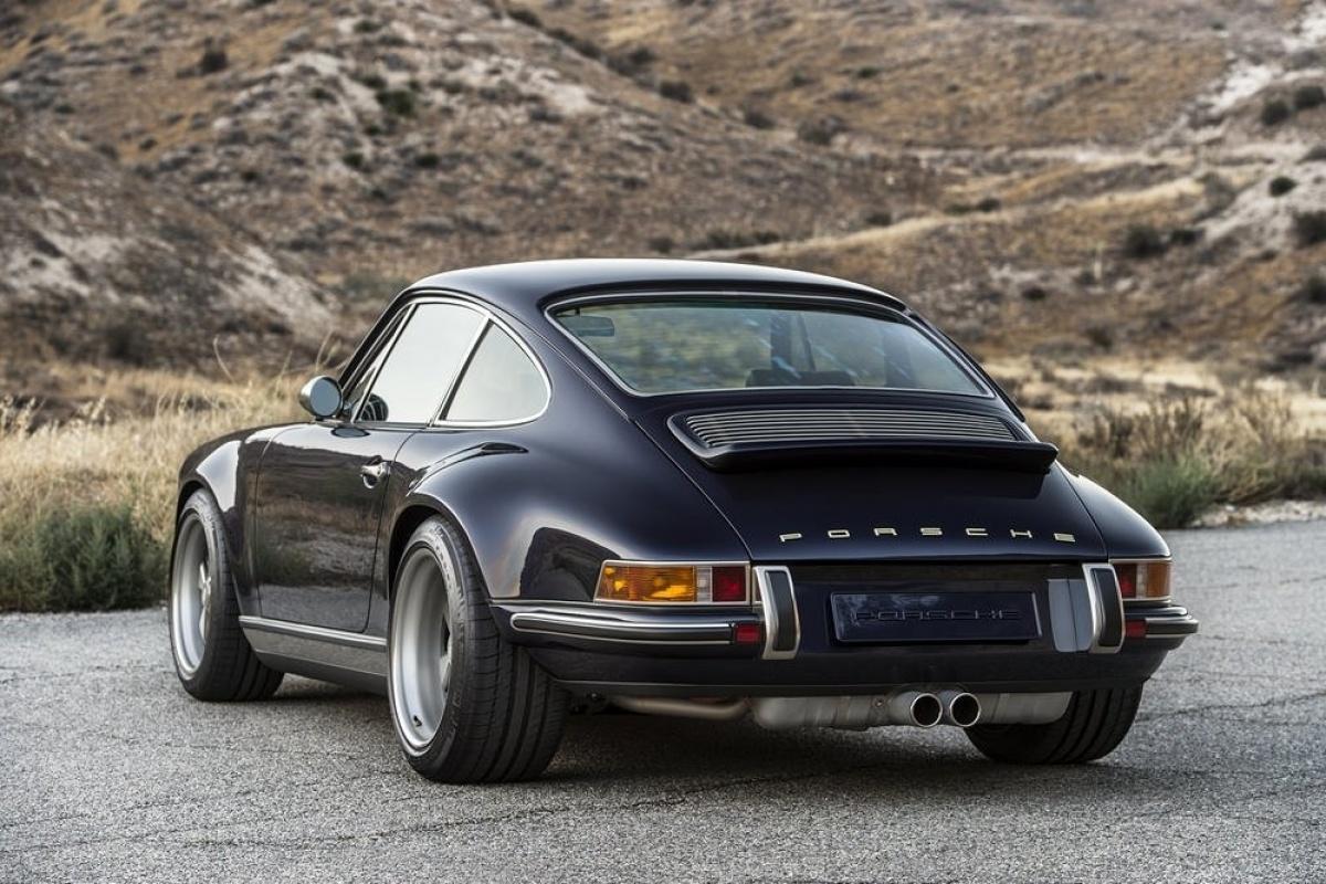Singer Porsche 911 Monaco Auto55 Be