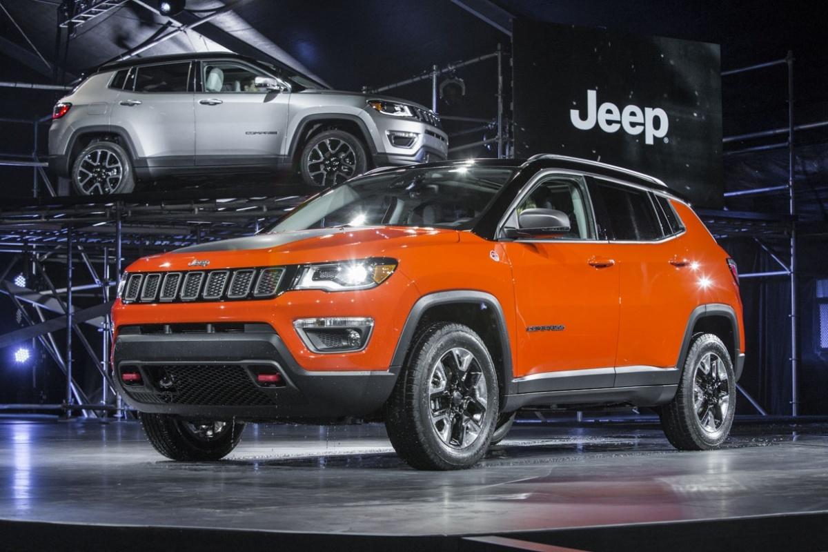 Nieuwe Jeep Compass Details Auto55 Be Nieuws