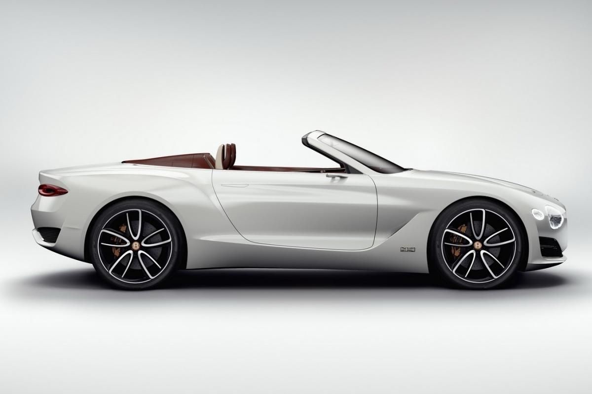 Elektrische Supercabrio Van Bentley Exp 12 6e Ev Concept Auto55