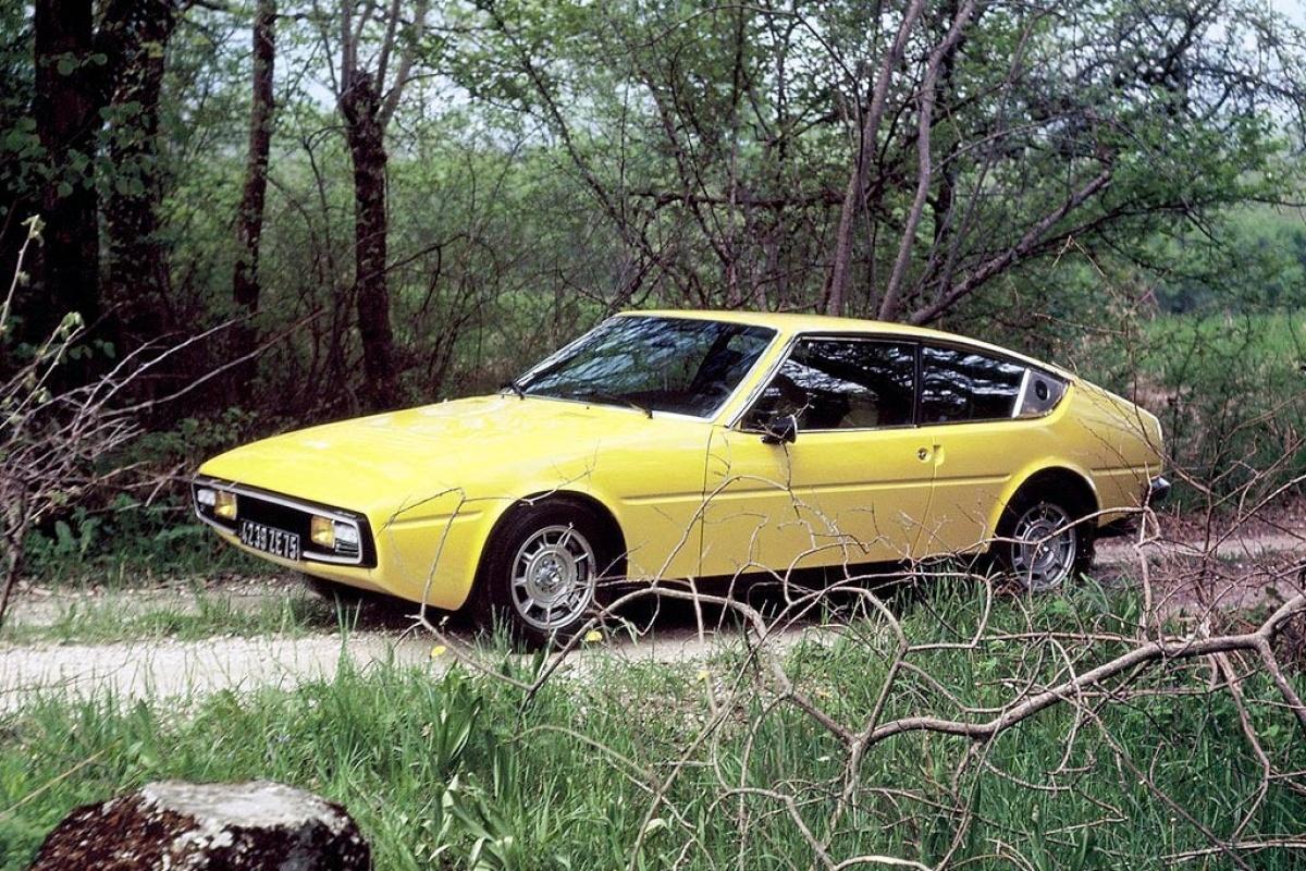 Golf Sportwagen 2017 >> Matra Simca Bagheera (1973 - 1980) | Auto55.be | Retro