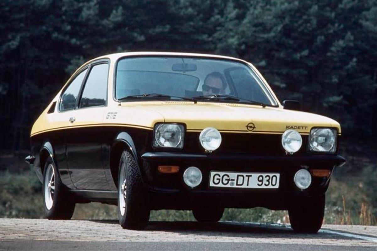 Opel Kadett C Gt E 1975 1979 Auto55 Be Retro