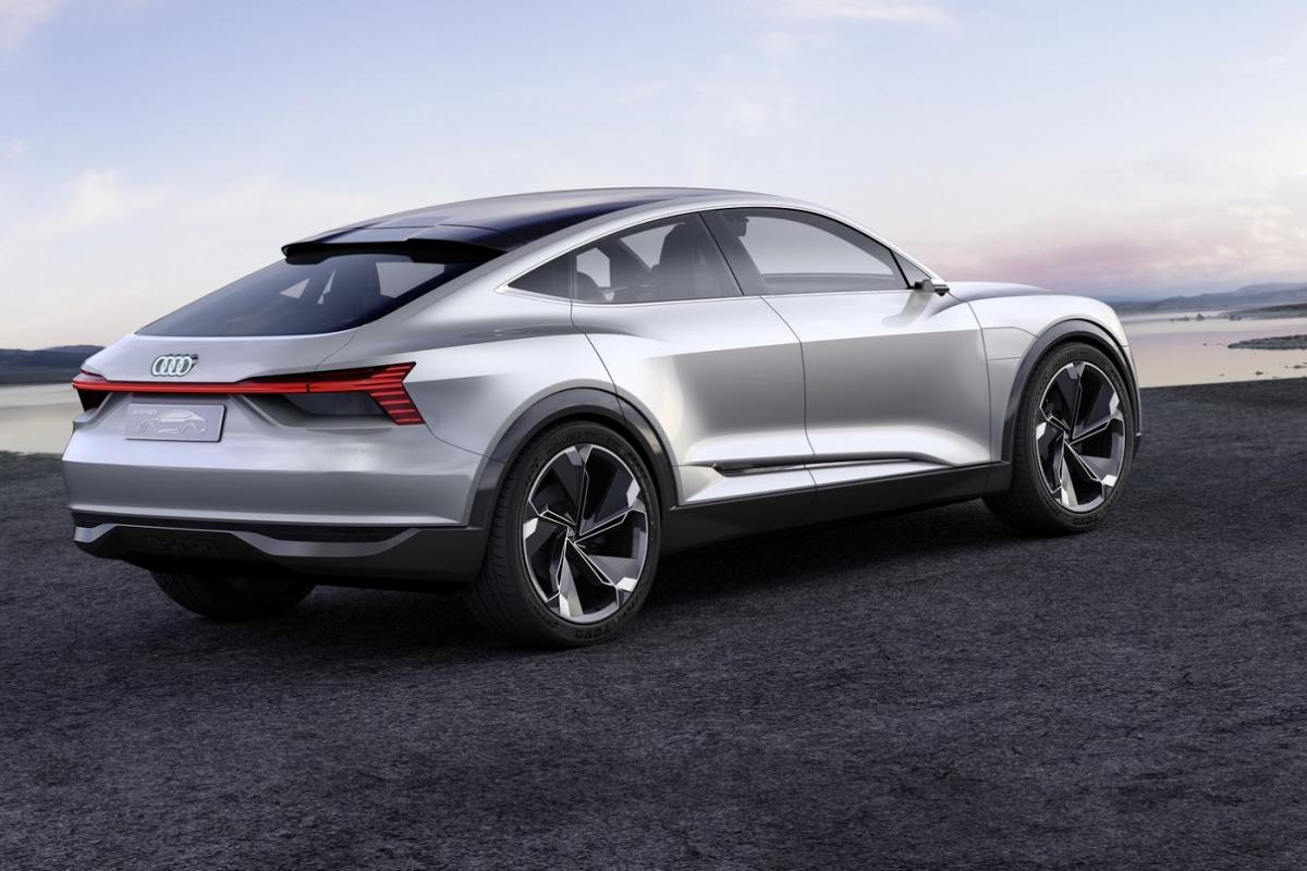 Elektrische Audi E Tron Vanaf Nu Te Koop Auto55 Be Nieuws
