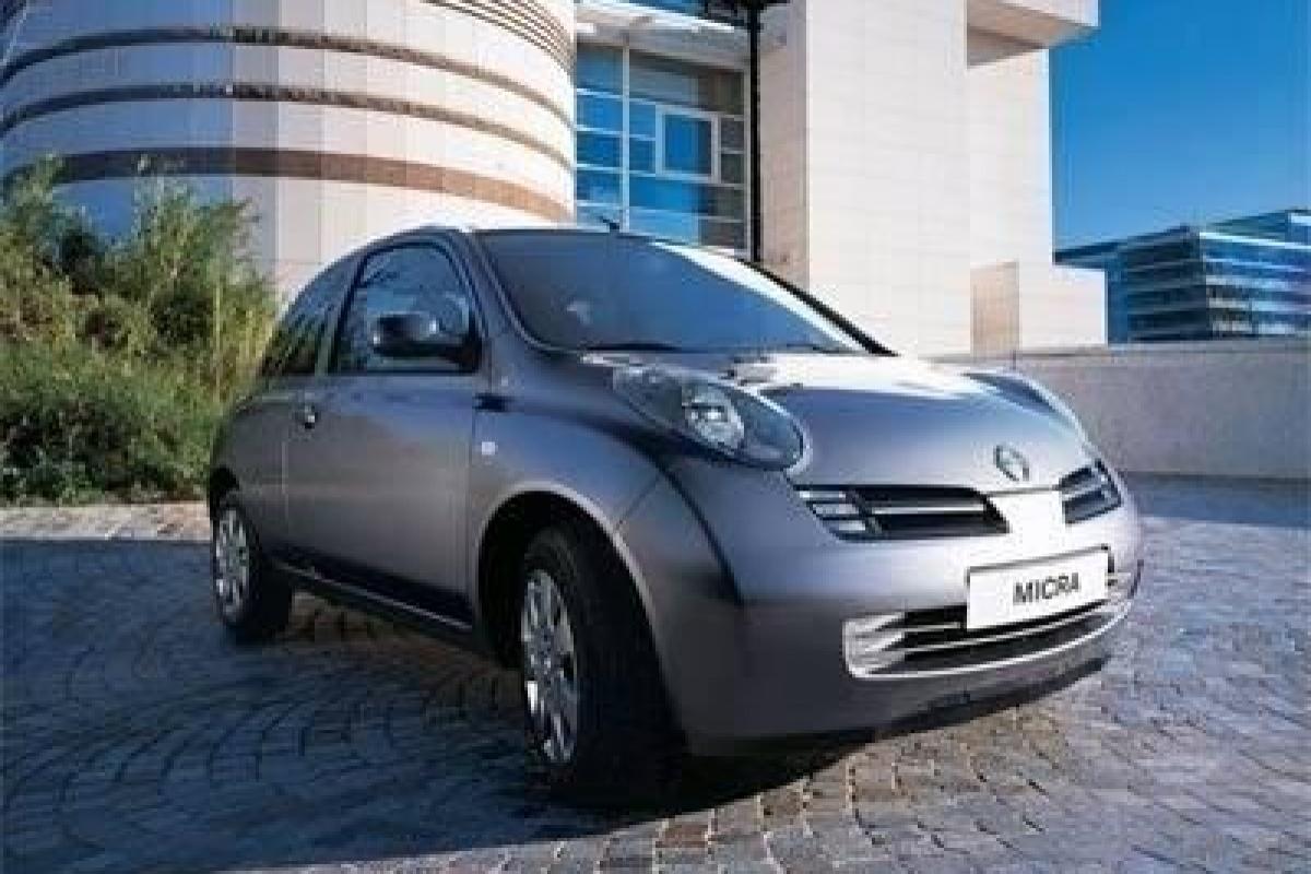 Nissan Micra Maxxx