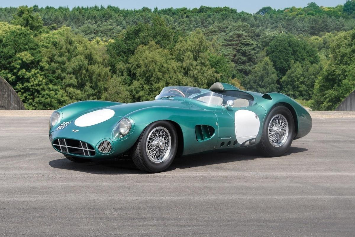 Aston Martin Dbr1 Is Nu Duurste Engelse Auto Ooit Auto55