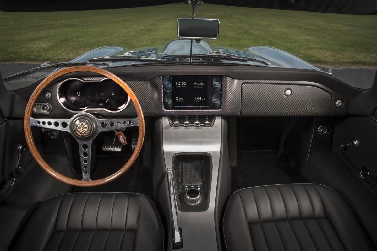 Jaguar stelt voor: de mooiste elektrische auto ooit | Auto55.be | Nieuws