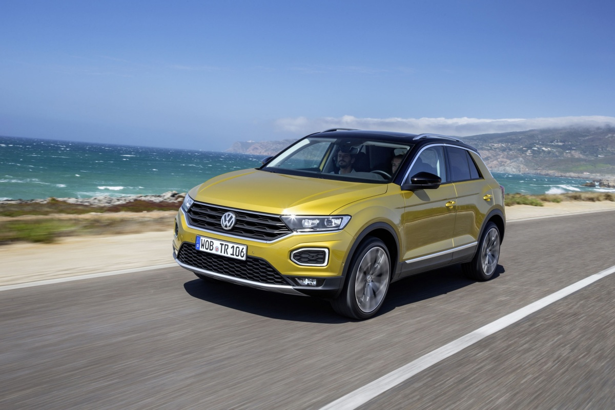 volkswagen t roc 4motion 2 0 tsi 190 test tests. Black Bedroom Furniture Sets. Home Design Ideas