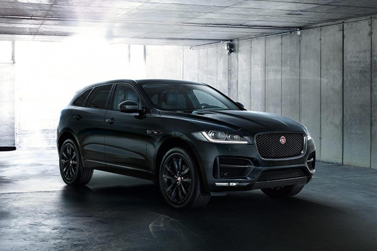 Jaguar Xe Xf F Pace Als Black Edition Auto55be Nieuws