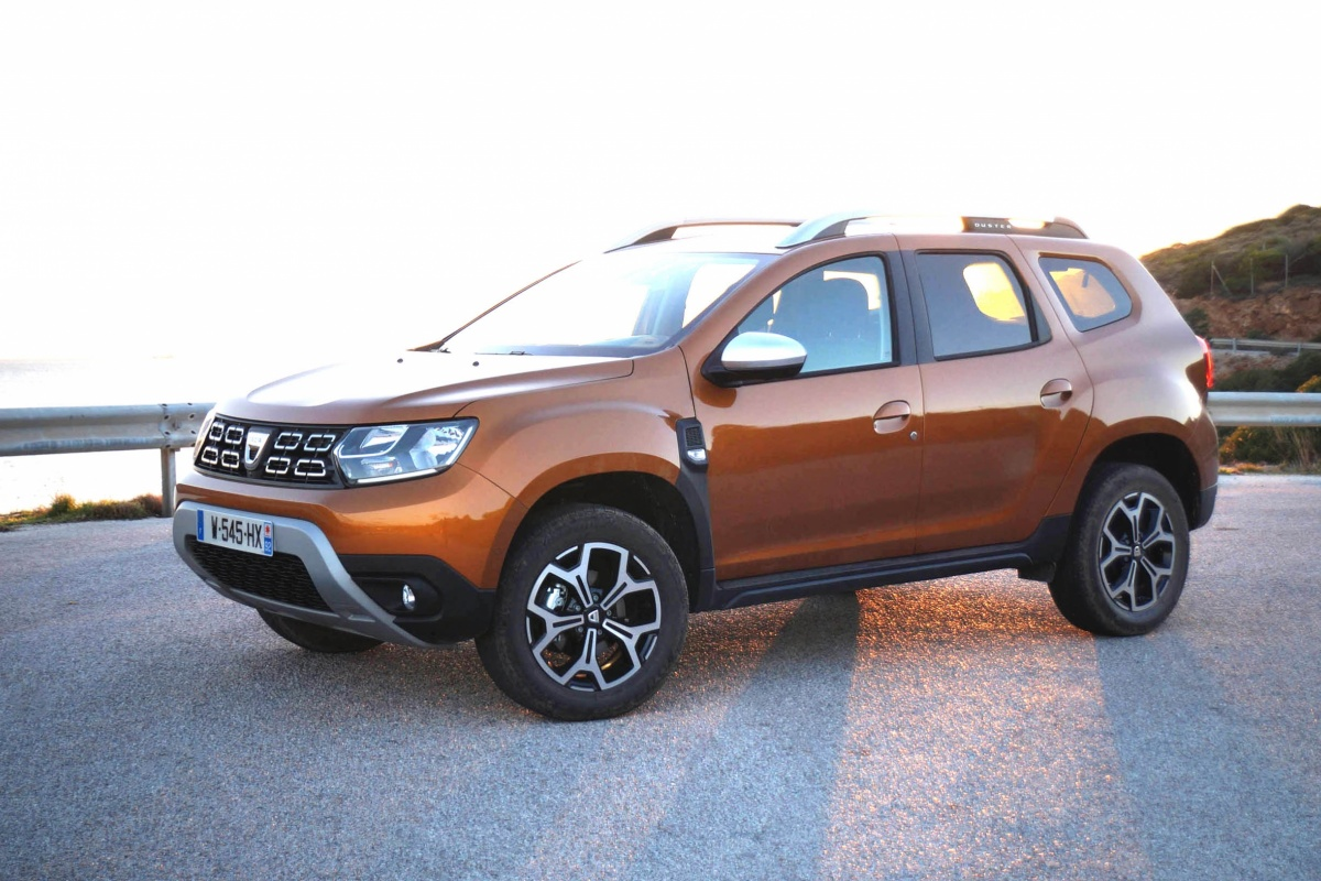 dacia duster tce 125 tests. Black Bedroom Furniture Sets. Home Design Ideas