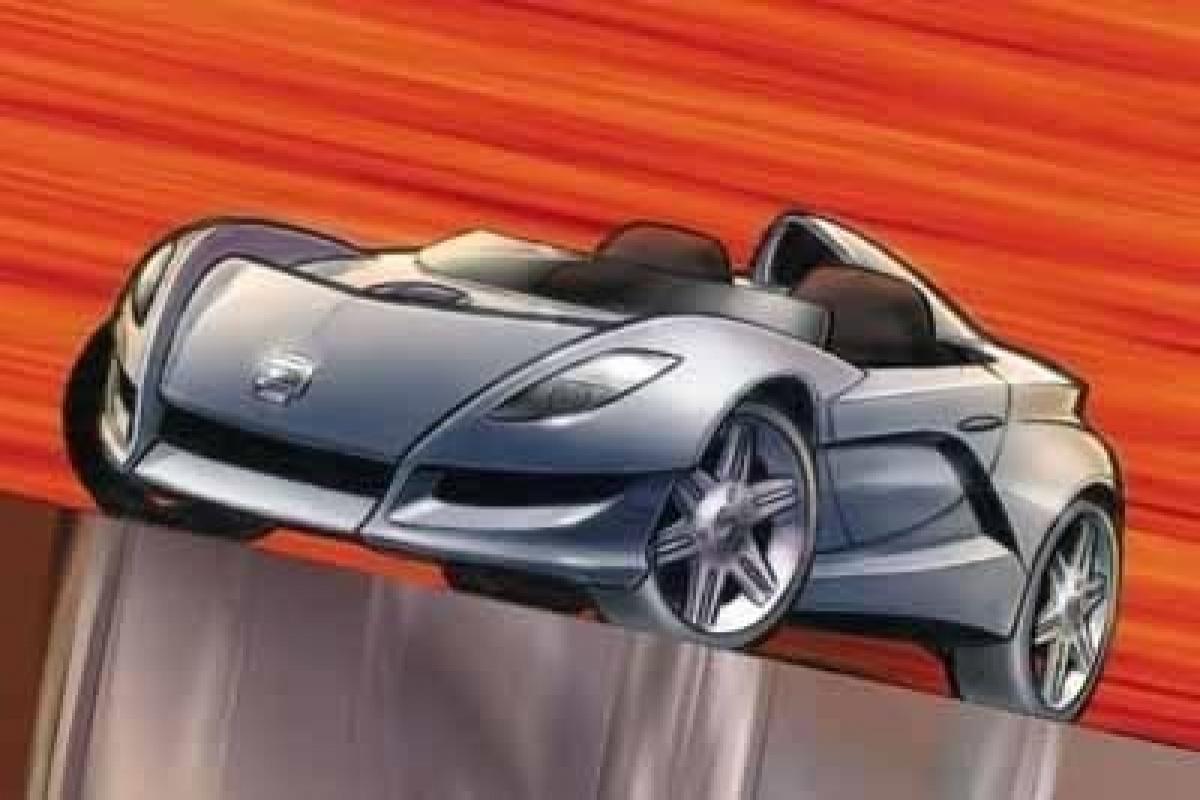 Edag Show Car n° 8
