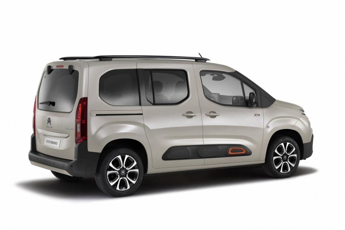 Novi Berlingo 2018 >> Nieuwe Citroën Berlingo: twee versies, allemaal hip | Auto55.be | Nieuws