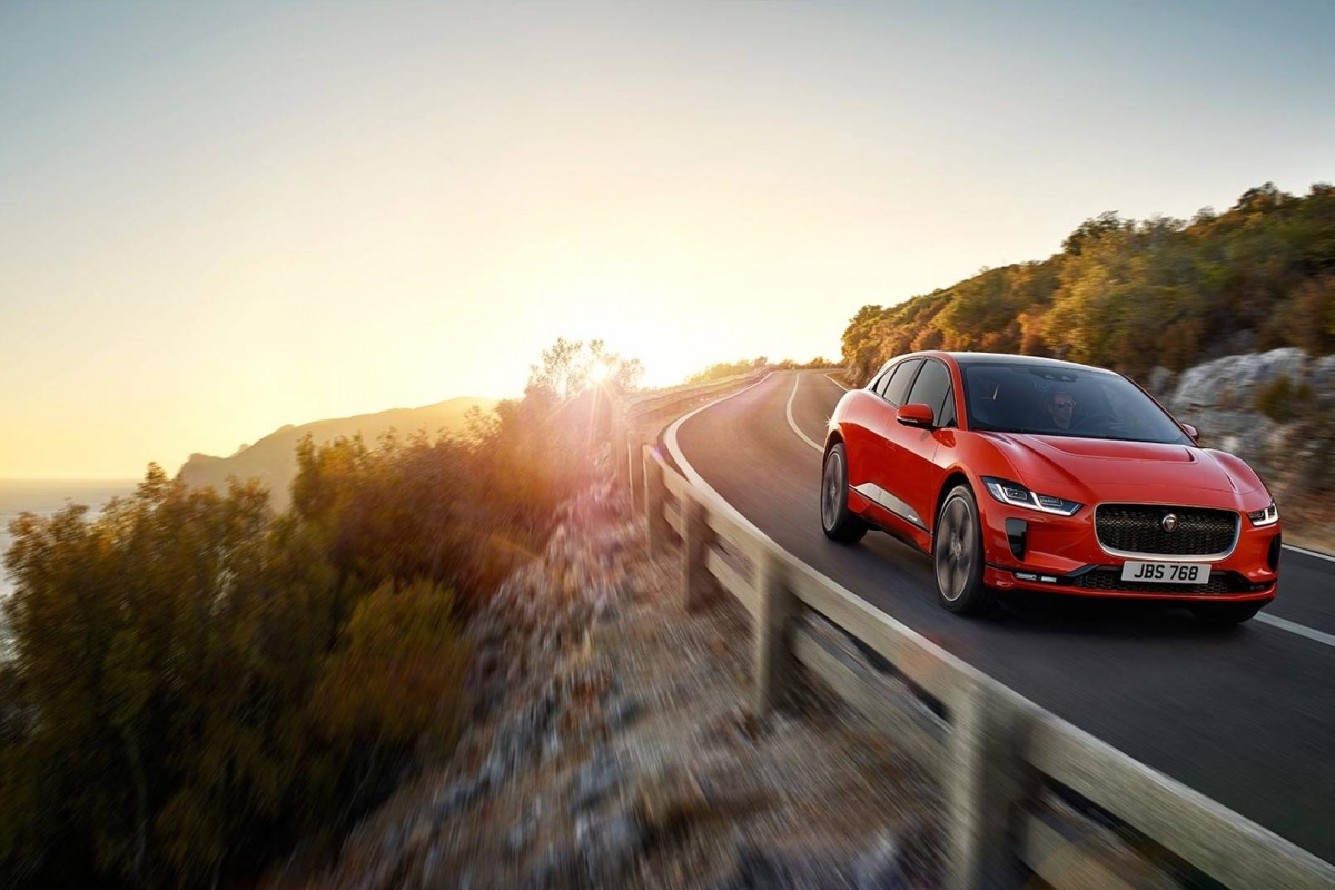 Dit Is De Elektrische Jaguar I Pace Met Prijs Auto55
