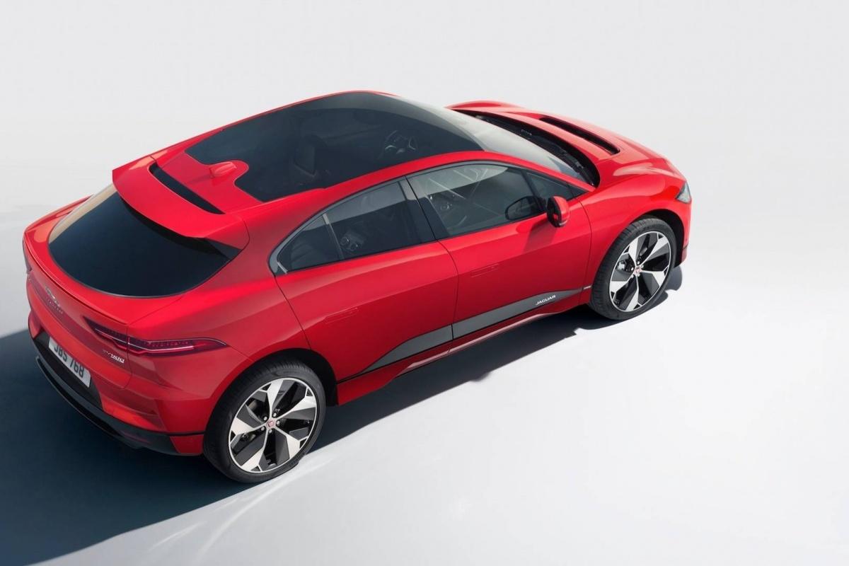 Dit Is De Elektrische Jaguar I Pace Met Prijs Auto55 Be Nieuws