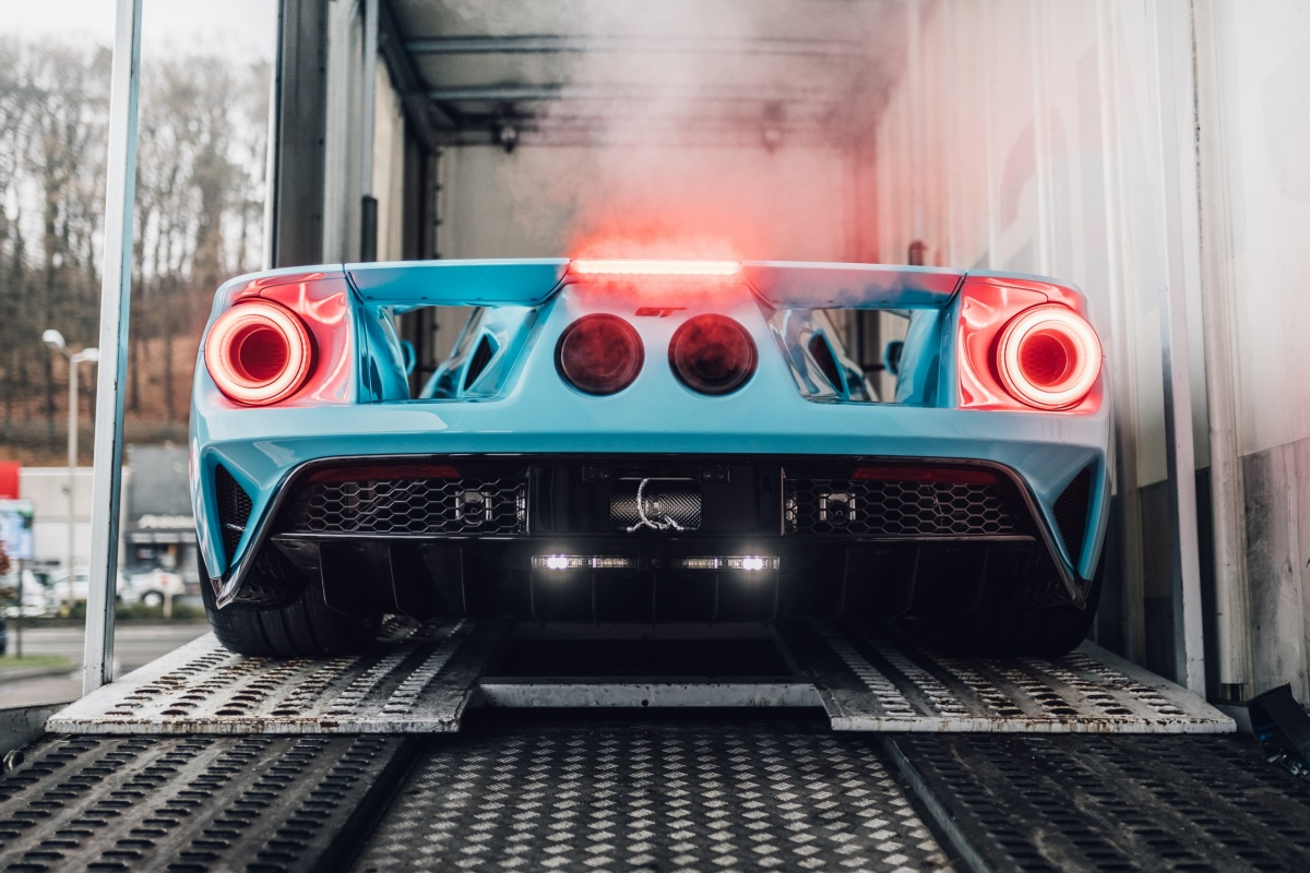 J E You Had To Bend In Quite A Few Turns To Be Able To Spend Your Money On A New Ford Gt At All Take A Look At This Questionnaire