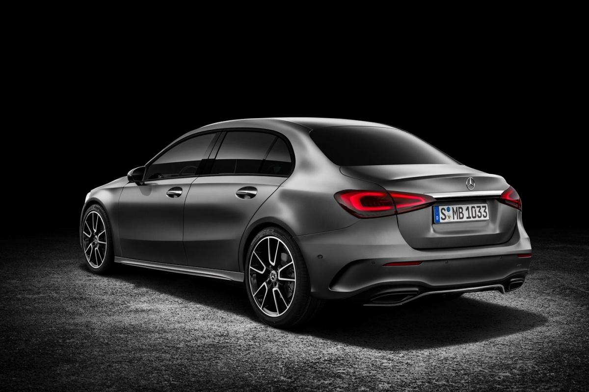 Zal De Mercedes A Klasse Sedan Er Zo Uitzien Auto55 Be Nieuws