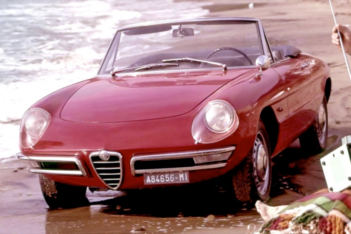 Alfa Romeo Spider Duetto 1966 1993 Auto55be