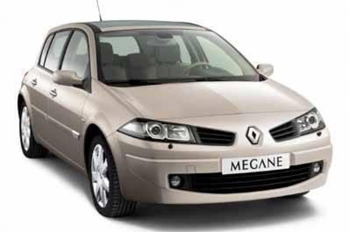 Renault Mégane II (MY2006)