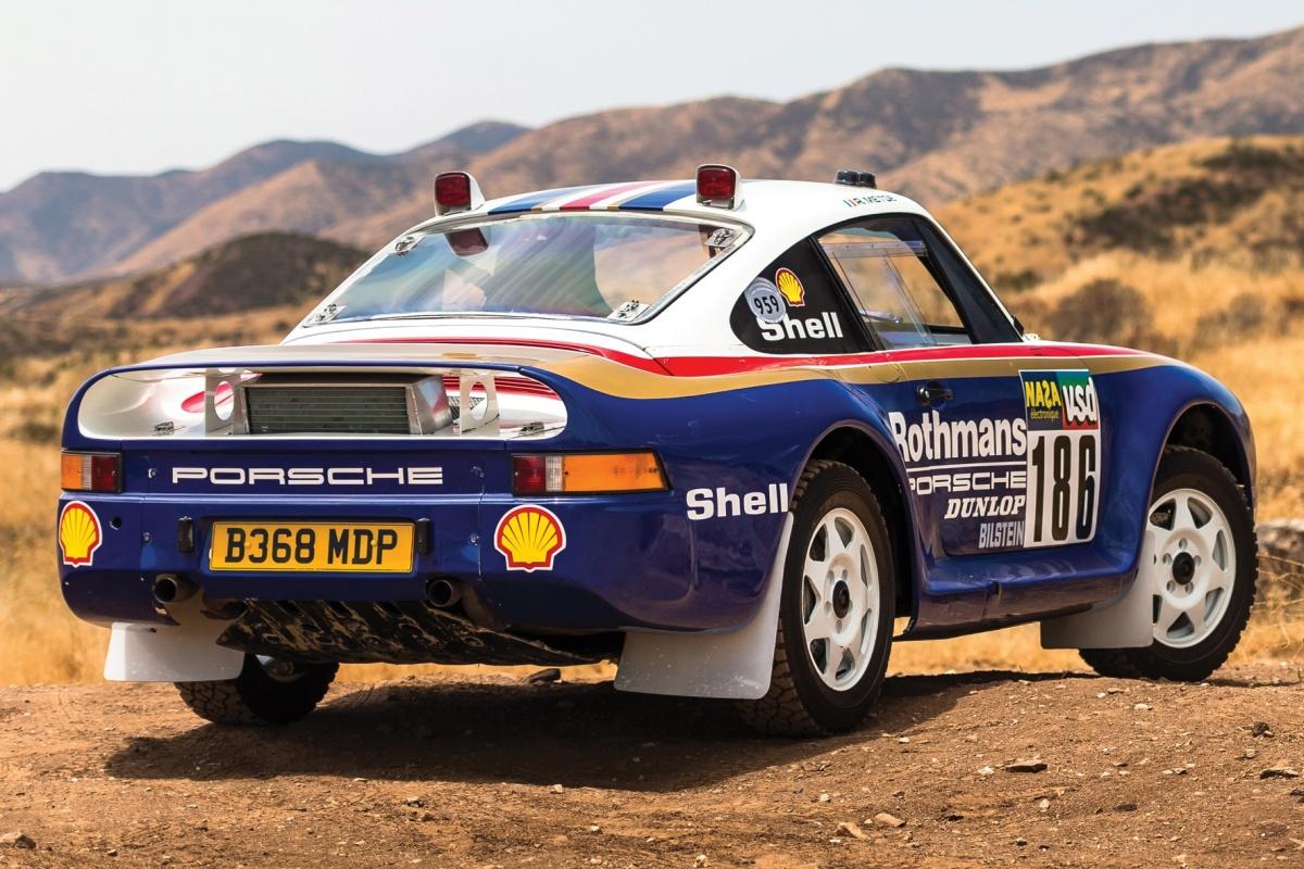Porsche 959 Dakar Te Koop Auto55 Be Nieuws