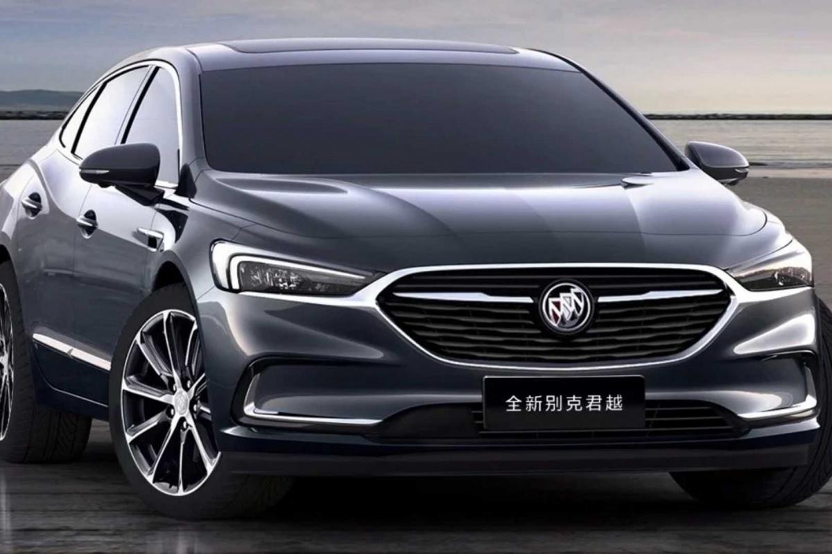Opel Insignia krijgt Chinese facelift | Auto55.be | Nieuws