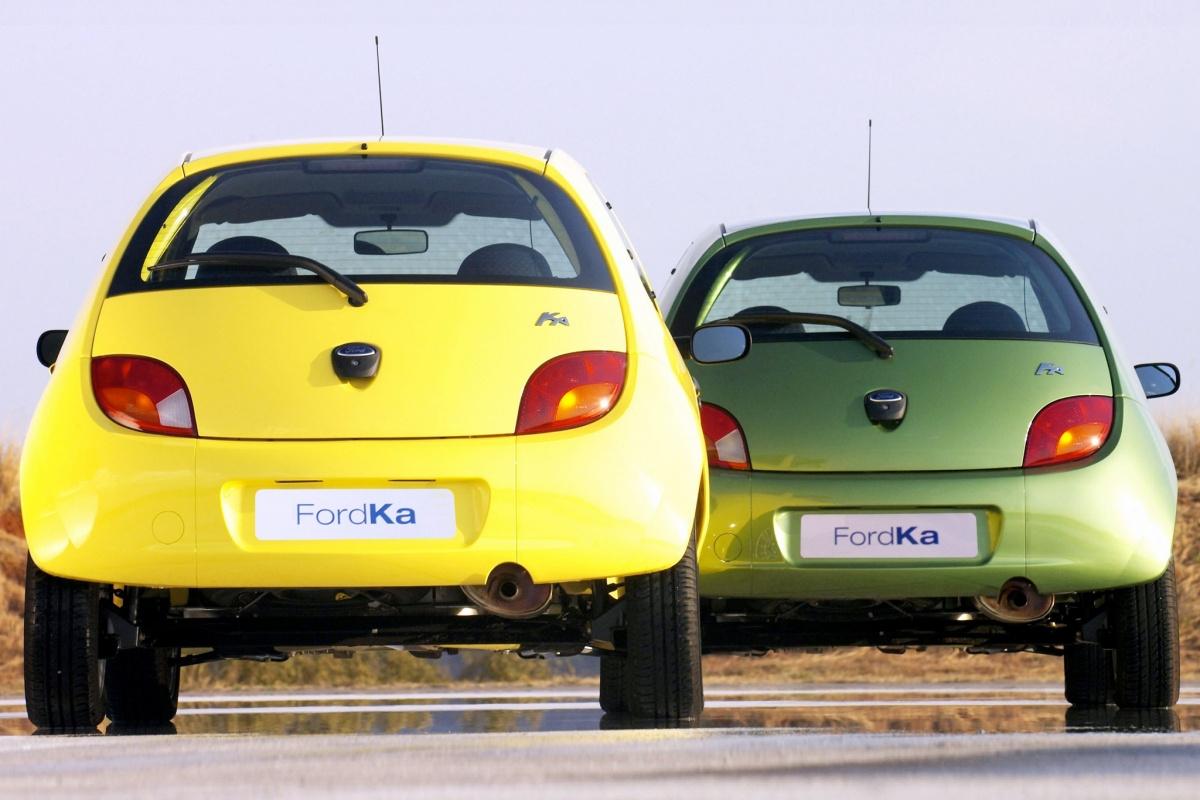 Verwonderend Ford Ka (1996 - 2008) | Auto55.be | Retro GG-87