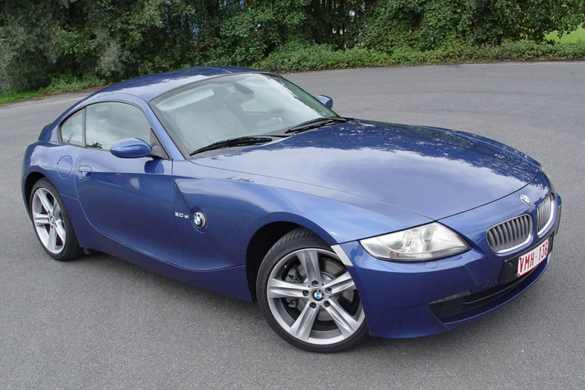 Bmw Z4 Coup 233 3 0si Auto55 Be Tests